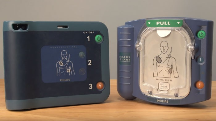 What to do when your AED chirps?