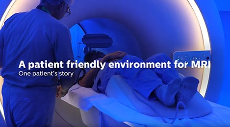 a patient friendly environment for MRI
