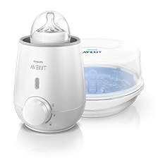 Philips Avent Bottle Warmer and Sterilizer