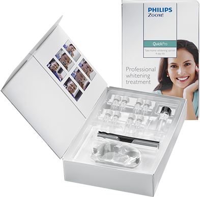 QuickPro Professional Whitening Treatment