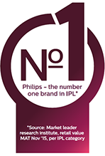 No1. Philips number one brand in electric hair removal
