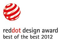 reddot design award 2012