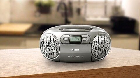 CD player, boombox Philips
