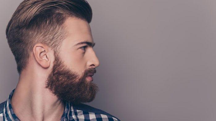 Barbatii cu barba se numesc