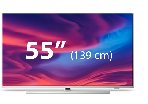 Smart TV Philips UHD 4K Performance Series