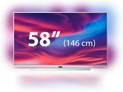 Smart TV Philips de 58 inci Performance Series
