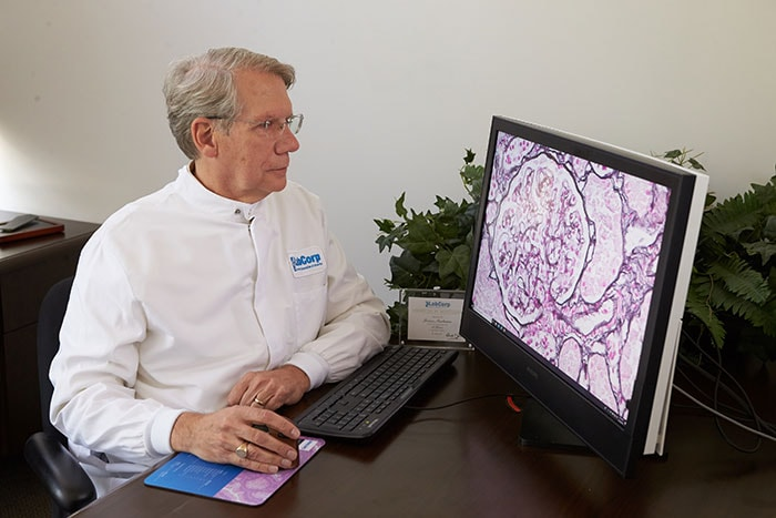 Download image (.jpg) LabCorp and Philips collaborate on digital pathology with implementation of the Philips IntelliSite Pathology Solution